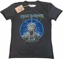 AMPLIFIED IRON MAIDEN Mummy Eddie Heavy Metal Rock Star Vintage T-Shirt L/XL 54