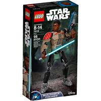 LEGO 75116 Star Wars Finn h 24.5 cm costruzioni nuovo disney giochi action
