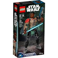 LEGO 75116 Star Wars Finn h 24.5 cm bâtiments neuf disney jeux action