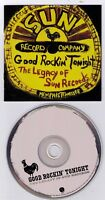 PAUL McCARTNEY on CD- V.A. THE LEGACY OF SUN RECORDS - GOOD ROCKIN' TONIGHT mint