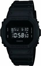 New Official CASIO G-SHOCK Solid Colors DW-5600BB-1JF