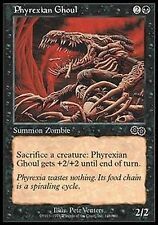*MRM* FR 4x Goule Phyrexiane / Phyrexian Ghoul MTG Urza's saga