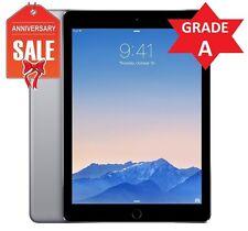 Apple iPad Air 1st Generation 16GB, Wi-Fi, 9.7in - Space Gray - Grade A Con (R)