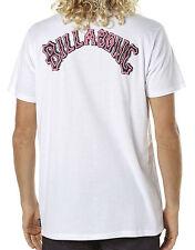 """Tag Billabong Mens Small """"the Pass"""" Surf T-shirt Tee Top Black"""