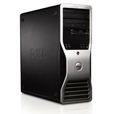 4 CORE DELL PRECISION T3500, W3550 (3.07 GHZ), 2 GB, 250 GB, NO OS, FX 1800, DVD