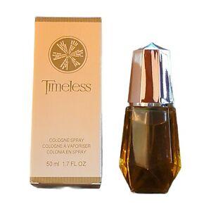 NIB Avon TIMELESS 1.7 oz  Women's Cologne Spray Perfume 2006 Retired Style HTF.