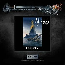 NINJA - Liberty (NEW*GER HEAVY METAL*HMC # 33*LIM.666 COPIES*ACCEPT*W.A.S.P.)
