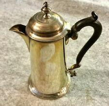 Decor Tea/Coffee Pots/Set Antique Silver Plate