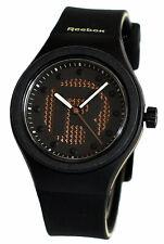 REEBOK Icon Drop Rad Stud Women's Analog Watch Black Silicone RC-IDS-L2-PBIB-B2