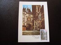 FRANCE - carte 1er jour 24/4/1976 (rouen) (B10) french