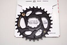 Corona TRUVATIV/SRAM XX1 30T Eagle Gold Denti X Direct-Mount 6 Offset 1x12Speed