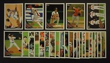 2010 Topps Baltimore Orioles Team Set with Update 26 Cards Jake Arrieta Rookie