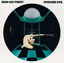Civilized Evil - Ponty, Jean-Luc - CD New Sealed