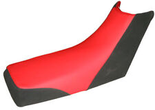 Yamaha Warrior 350 Red and Black ATV Seat Cover TG20183507