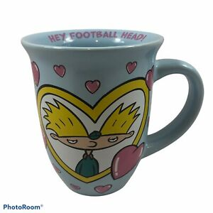 Hey Arnold Nickelodeon Coffee Mug Cup Hey Football Head 16 oz. 2018 Viacom