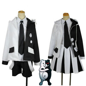 Danganronpa 2 Cosplay Costumes The End Of Hope College The Cold Blooded Monokuma