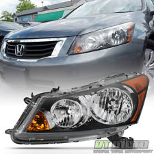 For 2008 2009 2010 2011 2012 Honda Accord Sedan Headlight Headlamp Driver Side