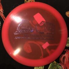 Patent #s 2009 Southern Nationals Champion Monarch 175 g Innova Disc Golf Oop