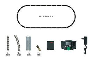 Minitrix Spur N 11100 Startpackung Digitaler Einstieg