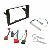 Audi A3 Double DIN CD Radio Stereo Facia Fascia Adaptor Plate Panel Fitting Kit