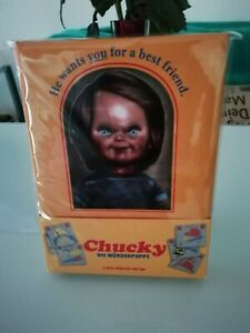 Chucky  MEDIABOOK  Good Guy Edition  Wattiert ' 84