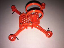 3D Printed Mammoth 115mm Mini Quadcopter Drone Frame Supports 8520 55mm props