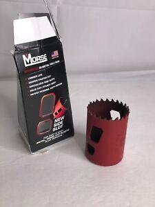 """MK Morse MHS25 1-9/16"""" Bi-Metal Hole Saw"""