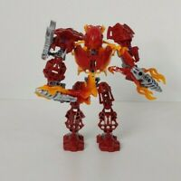 Lego Bionicle - Flame Weapons! Red, Orange, Gray - AS SHOWN - BFA5
