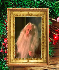 Dumbledore Inspired Christmas Tree Ornament For Harry Potter Fans