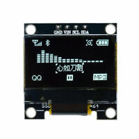 "0.96"" I2C IIC Serial 128X64 White OLED LCD LED Display Module for Arduino"