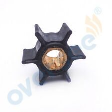 OUTBOARD Water Pump Impeller for Johnson Evinrude 4-8 HP replaces 389576