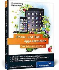 iPhone- und iPad-Apps entwickeln: Ideal für Program...   Buch   Zustand sehr gut