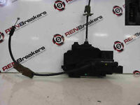 Renault Modus 2004-2008 Drivers OSR Rear Door Lock Mechanism