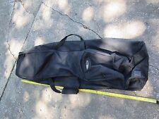 "Travel Golf Bag ""Bag Boy""  Wheeled Roller Golf Bag"