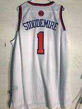 Adidas Swingman NBA Jersey NEW YORK Knicks Amare Stoudemire White sz 2X