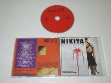 NIKITA/SOUNDTRACK/ERIC SERRA(VIRGIN 30732) CD ALBUM