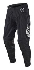 Troy Lee Designs 2018 SE Air Pant Solo Black All Sizes