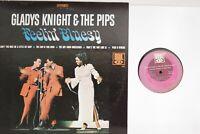 Gladys Knight & The Pips – Feelin' Bluesy - LP - US 1968 - Soul – 707