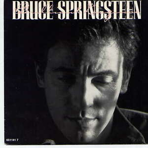 BRUCE SPRINGSTEEN - Brillant disguise - 7'' -  Holland