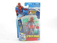 "Marvel Universe Spider-man Power Punch, 4"" Figure MOSC New"