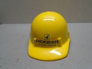Vintage NOS Pioneer Chain Saw Hard Hat/Working Helmet, APEX 44413, Pioneer Saws