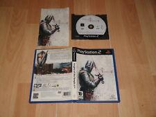 KNIGHTS OF THE TEMPLE II 2 DE CAULDRON - TDK PARA LA SONY PS2 USADO COMPLETO