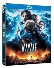 THE WAVE , Kristoffer Joner, Ane Dahl Torp (Blu-Ray)