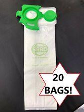 20 X Genuine Sebo Felix Dart Series Vacuum Cleaner Hoover Bags 7029ER 7029PC UK!