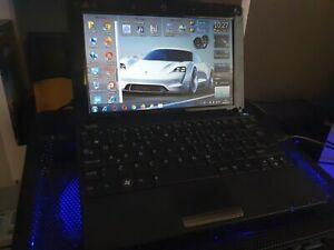 "Asus EeePC 1001P Netbook Atom 1.66GHz 2GB RAM 160 GB HDD 10.1"" / Windows 7 Pro"
