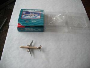 GEMINI JETS AMERICA WEST 757-200 TEAM WORK LIVERY 1/400 SCALE