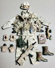 Ultimate soldier 21st century toys bbi dragon 1/6 scale spec ops uniform lot