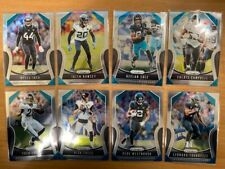 2019 Panini Prizm Football Cards Jacksonville Jaguars Team Set Leonard Fournette