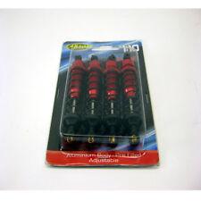 Carson 500405714 1-10 Alu Stossdämpfer Set Buggy rot 4 Stk.