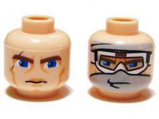 LEGO STAR WARS - Minifig, Head Dual Sided - Anakin Skywalker - Clone Wars